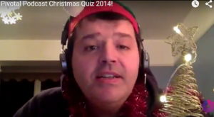 Christmas Quiz - Paul
