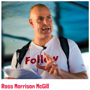Ross Morrison McGill