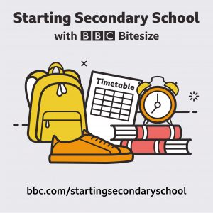 Starting Secondary School with BBC Bitesize